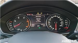 Audi A4 2,0 TDI 150CP/B8/Avant ST7, 5000 km (ca nou), inmatric. 07.2018 - imagine 15