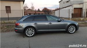 Audi A4 2,0 TDI 150CP/B8/Avant ST7, 5000 km (ca nou), inmatric. 07.2018 - imagine 5