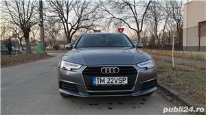 Audi A4 2,0 TDI 150CP/B8/Avant ST7, 5000 km (ca nou), inmatric. 07.2018 - imagine 8