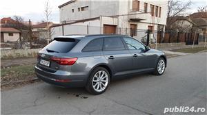 Audi A4 2,0 TDI 150CP/B8/Avant ST7, 5000 km (ca nou), inmatric. 07.2018 - imagine 4