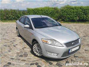 Ford Mondeo MK 4 Titanium X - Benzina 2008 FULL - imagine 2