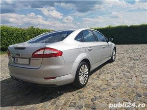 Ford Mondeo MK 4 Titanium X - Benzina 2008 FULL - imagine 3