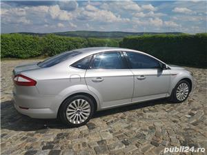 Ford Mondeo MK 4 Titanium X - Benzina 2008 FULL - imagine 4