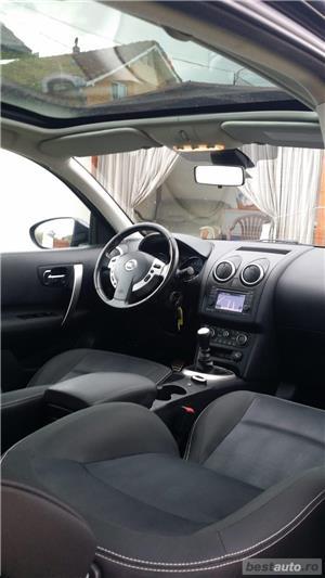 Nissan Qashqai 2.0 dci 150 cp.4x4 Euro 5  - imagine 7