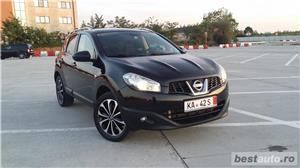 Nissan Qashqai 2.0 dci 150 cp.4x4 Euro 5  - imagine 8