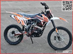 Moto Cross BEMI Hurricane 150cc Off-Road - imagine 4