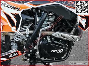 Moto Cross BEMI Hurricane 150cc Off-Road - imagine 6