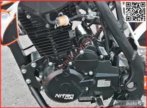 Moto Cross BEMI Hurricane 150cc Off-Road - imagine 7