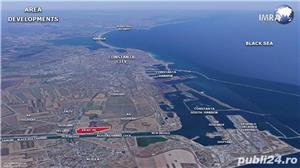 Logistic Land For Sale (19.43 HA) - Agigea (Constanta Harbour Area) - imagine 4