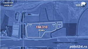 Logistic Land For Sale (19.43 HA) - Agigea (Constanta Harbour Area) - imagine 7