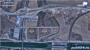 Logistic Land For Sale (19.43 HA) - Agigea (Constanta Harbour Area) - imagine 5