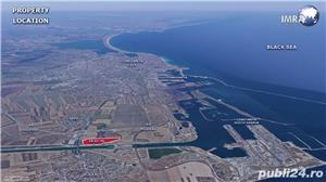 Logistic Land For Sale (19.43 HA) - Agigea (Constanta Harbour Area) - imagine 3