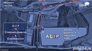 Logistic Land For Sale (19.43 HA) - Agigea (Constanta Harbour Area) - imagine 10