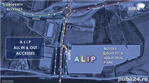 Logistic Land For Sale (19.43 HA) - Agigea (Constanta Harbour Area) - imagine 13