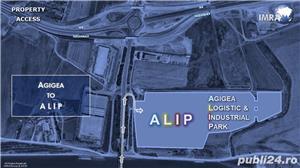 Logistic Land For Sale (19.43 HA) - Agigea (Constanta Harbour Area) - imagine 12