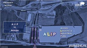 Logistic Land For Sale (19.43 HA) - Agigea (Constanta Harbour Area) - imagine 11