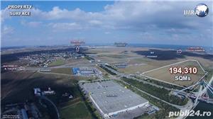 Logistic Land For Sale (19.43 HA) - Agigea (Constanta Harbour Area) - imagine 2