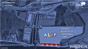 Logistic Land For Sale (19.43 HA) - Agigea (Constanta Harbour Area) - imagine 14