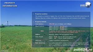 Logistic Land For Sale (19.43 HA) - Agigea (Constanta Harbour Area) - imagine 6