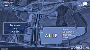 Logistic Land For Sale (19.43 HA) - Agigea (Constanta Harbour Area) - imagine 8