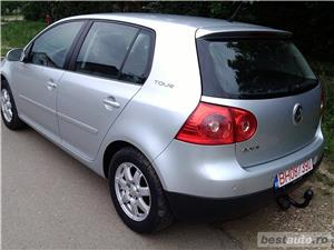 Vand VW GOLF 5 Benzina 1.4 16V EURO 4 Model 2008 Climatronic - imagine 3