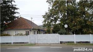 Casa cu teren de 8700 mp in Manasturel, com. Cuzdrioara, Jud. Cluj, la soseaua DN17 (E58) - imagine 2