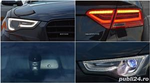Audi A5 S-line PLUS QUATRO Euro 6 190 cp Trapa 2016 - imagine 3