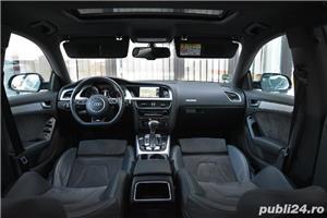 Audi A5 S-line PLUS QUATRO Euro 6 190 cp Trapa 2016 - imagine 6