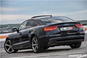 Audi A5 S-line PLUS QUATRO Euro 6 190 cp Trapa 2016 - imagine 5