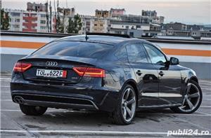 Audi A5 S-line PLUS QUATRO Euro 6 190 cp Trapa 2016 - imagine 7