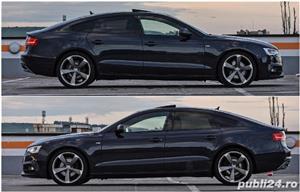 Audi A5 S-line PLUS QUATRO Euro 6 190 cp Trapa 2016 - imagine 2