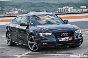 Audi A5 S-line PLUS QUATRO Euro 6 190 cp Trapa 2016 - imagine 10