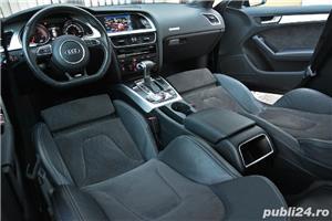 Audi A5 S-line PLUS QUATRO Euro 6 190 cp Trapa 2016 - imagine 4