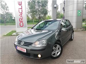 VW Golf V 1.9TDI Highline Navigatie Touchcreen Jante Klima FULL - imagine 1