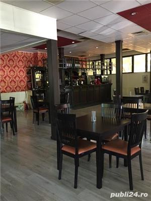 spatiu comercial restaurant utilat - imagine 1