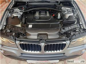 Bmw x3,GARANTIE 3 LUNI,AVANS 0,RATE FIXE,motor 2000 TDI,150 CP,4X4,Navi/GPS. - imagine 9