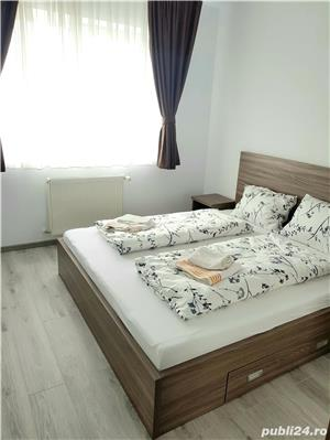 Cazare lux Centrala Regim Hotelier ap. 3 cam. lux decomandat Prima Onestilor Decebal - imagine 8