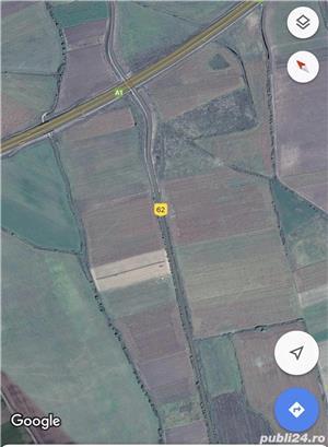 Teren constructii autostrada  depozit parcare  - imagine 2