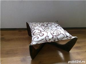 Pat - hamac - culcus pentru pisici - imagine 4