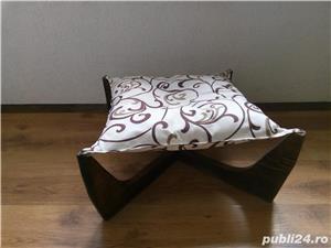 Pat - hamac - culcus pentru pisici - imagine 2