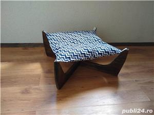 Pat - hamac - culcus pentru pisici - imagine 5