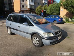 Opel Zafira 1.6 I Ecotec 2001 Inmatriculata - imagine 6