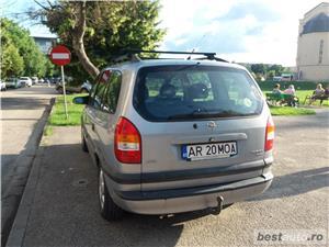 Opel Zafira 1.6 I Ecotec 2001 Inmatriculata - imagine 2