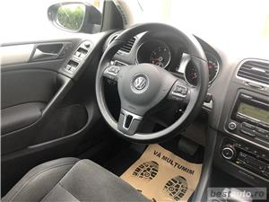 VW Golf 6 1.4 TSI/160 cp/ 2010 Highline/Automata DSG /Alcantara/padele f1           - imagine 8