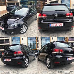 VW Golf 6 1.4 TSI/160 cp/ 2010 Highline/Automata DSG /Alcantara/padele f1           - imagine 6