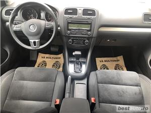 VW Golf 6 1.4 TSI/160 cp/ 2010 Highline/Automata DSG /Alcantara/padele f1           - imagine 7