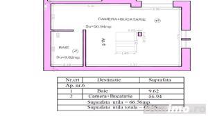 1 camere, tip Studio, Zona Odobescu-Maternitate - imagine 8