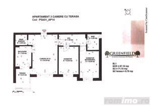 3 camere, Greenfield Baneasa, Comision 0 - imagine 7
