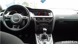 Audi A5 2016 înmatriculată recent - imagine 5