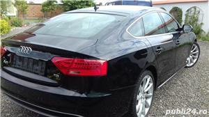 Audi A5 2016 înmatriculată recent - imagine 2